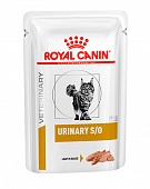пауч Royal Canin URINARY S/O Паштет