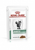пауч Royal Canin DIABETIC