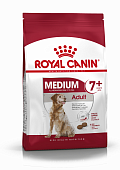 Royal Canin MEDIUM Adult 7+ 15,0