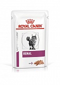 пауч Royal Canin Renal паштет