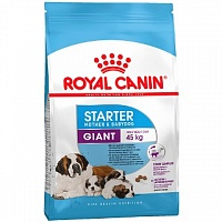 Royal Canin GIANT Starter 4,0