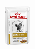 пауч Royal Canin URINARY S/O Moderate Calorie